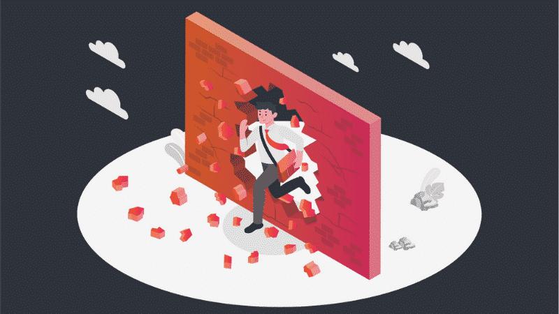 Vencendo obstáculos